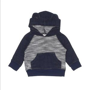 Gymboree | Bear Hooded Pullover